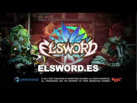 Elsword - Spanish Commercial Trailer
