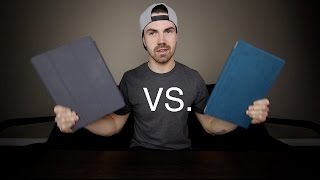 iPad Pro vs Surface Pro 4 - Battle of the Tablets