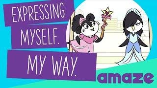 Expressing Myself. My Way.