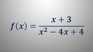 Racionalna funkcija 1