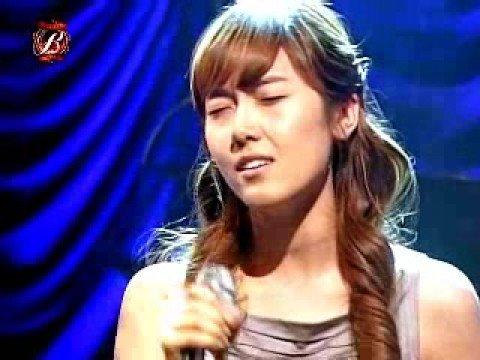 SNSD Jessica&Tiffany - Heaven