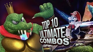 Top 10 Most Hype Combos/Plays (so far)  - Super Smash Bros. Ultimate