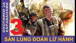 Săn lùng đoàn lữ hành – Tập 3   Phim chiến tranh Afghanistan   Star Media (2010)