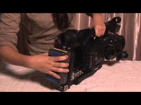 ST-7S300 Camera Support - Shoulder mount for Sony PMW-300