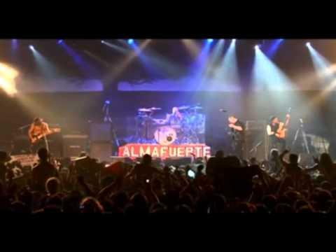 Almafuerte - Se vos (DVD VIVO OBRAS oficial) HD