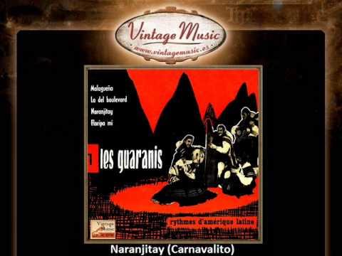 Los Guaranis -- Naranjitay (Carnavalito) (VintageMusic.es)