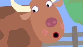 Besuch auf Der Farm | Ben und Hollys Kleines Königreich Deutsch | Cartoons für Kinder