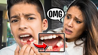 We Can't Believe This Happened to our SON.. (UNEXPECTED) | The Royalty Family