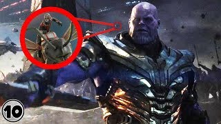 Top 10 Easter Eggs You Missed In Avengers: Endgame - Part 2