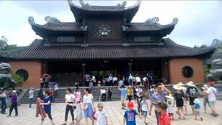 DU LỊCH CHÙA BÁI ĐÍNH | Vietnam tourism BAI DINH | CẢNH ĐẸP | TƯỢNG PHẬT KHỔNG LỒ