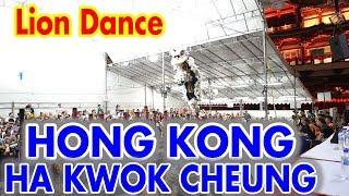 12th International Lion Dance Competition. Venua: Kreta Ayer Square - Singapore 2019