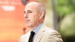 Ex Today Staffer Says Matt Lauer Cheated on His Wife with Her