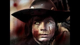 The Walking Dead Season 8B *NEW* Promo - Carl's Final Stand