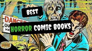 Best Horror Comic Books