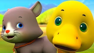 Nursery Rhymes Playlist for Children (2019) Little Ducks & Baby Songs by Hazel Rabbit