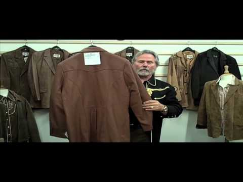 How Leather Clothing Should Fit | Scully & F.M. Light