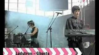 Ladytron - Ghosts