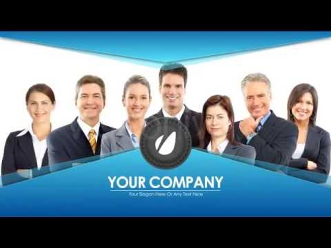 Intro Template Company Profile - After Effects Template