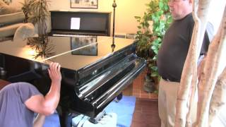 Baby Grand Sherman Clay Delivery