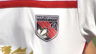 MapleBrook Teams Score Wins at USA Cup