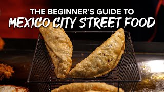 The ULTIMATE Mexico City STREET FOOD TOUR