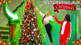 CHRISTMAS TREE DECORATING | Watch This BEFORE You Decorate Your Tree (VLOGMAS)