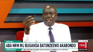 Kiki Ekiri Emabega wa Kabondo ka NRM Aka Buganda? | NBS Eagle prt3