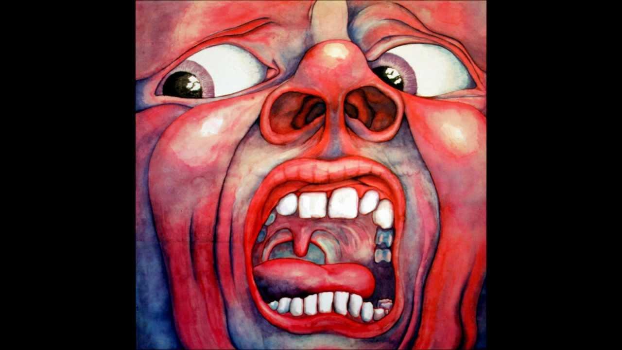 king crimson 21st century schizoid man