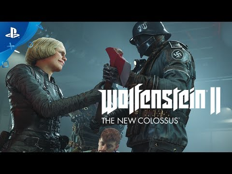 Wolfenstein 2 Video Screenshot 5