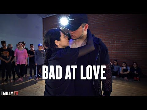 Halsey - Bad at Love - Choreography by Jojo Gomez - #TMillyTV