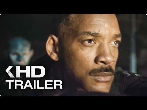 BRIGHT Trailer (2017)
