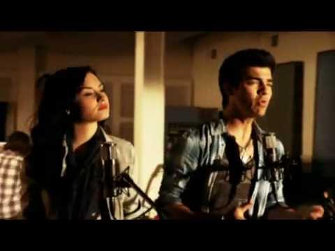 Joe Jonas Feat Demi Lovato - Make A Wave (HQ + Lyrics)