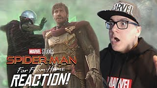 Spider-Man: Far From Home - TRAILER REACTION!