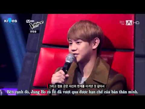 [Vietsub] The Voice Kids Ep 4 HD part 3/7