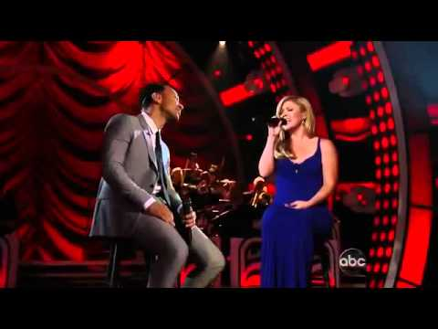 Duets - Kelly Clarkson & John Legend - You Don't Know Me