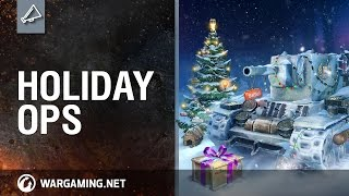 World of Tanks launches holiday ops