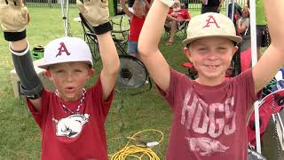 Hog fans ready for CWS game against Texas Tech