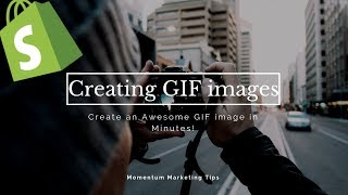 Adding A GIF to Shopify - adding a video to your shopify theme | shopify help center