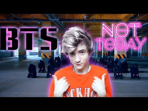 BTS (방탄소년단) 'Not Today' Official MV Реакция   ibighit
