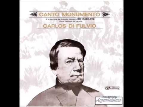Carlos di Fulvio - Canto Monumento (1967)