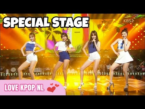 The Best K-Pop Special Stage Of 2016