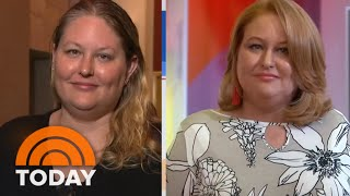 See This Woman Get Her Ambush Makeover 10 Years After Her Mom's! | TODAY