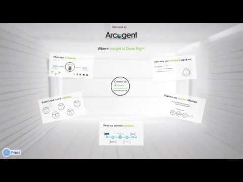 Arcogent Company Intro