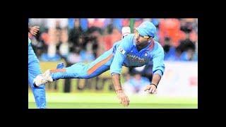 5 Fielding Effort Yuvraj Singh in Cricket Match   watch episodes