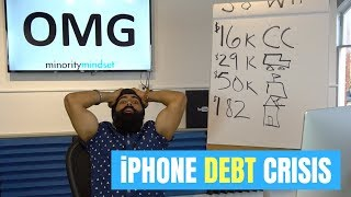 The 2018 iPhone Debt Crisis