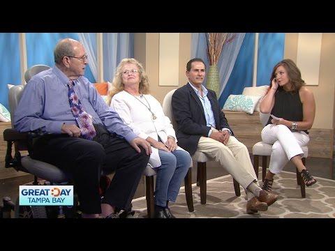 CBS News Features Dr. Ashraf Hanna - Breakthrough Treatment Helps a Wheelchair Bound Patient with Inclusion Body Myositis Walk Again