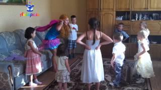Фея Винкс организация детских праздников акварель в Уфе