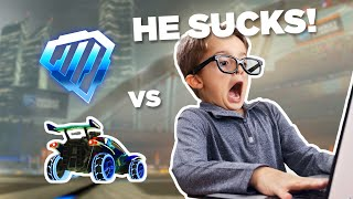 Youtube Commenters vs the Diamond player they roasted (from Guess That Rank)
