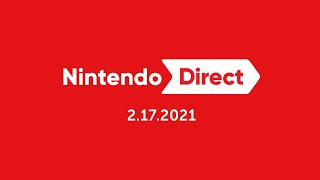 Nintendo Direct - 2.17.2021
