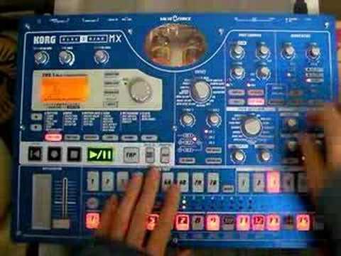 Możliwości stacji muzycznej EMX-1